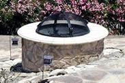 Chimineas Fire Pits Custom Screens And Accessories
